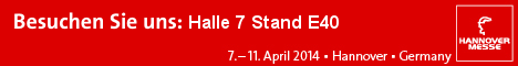 PLATO exhibits on Hannover Messe